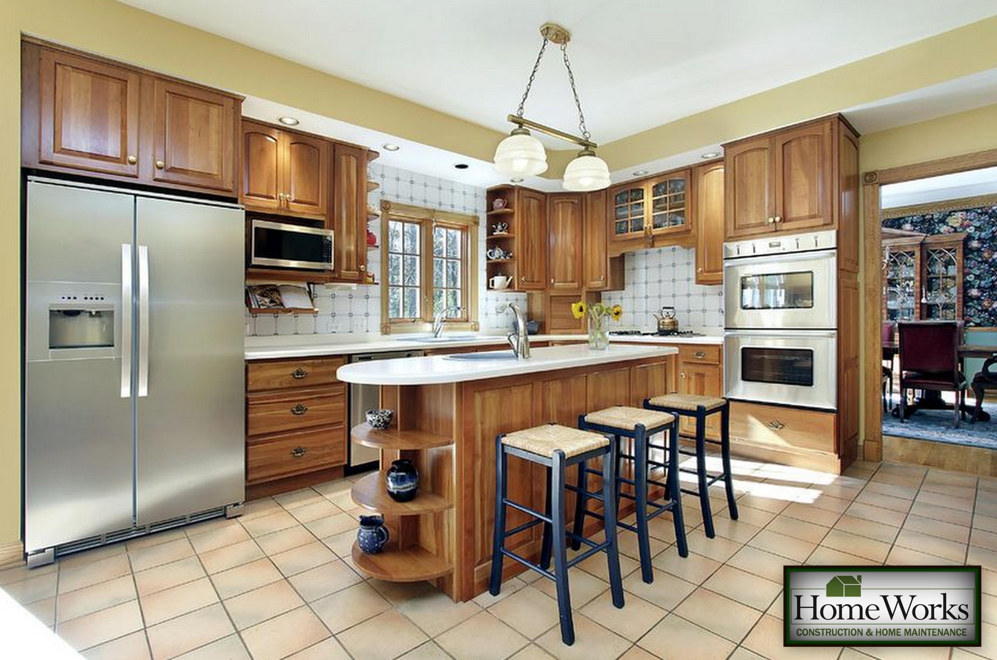 Homeworks Custom Kitchen Remodeling