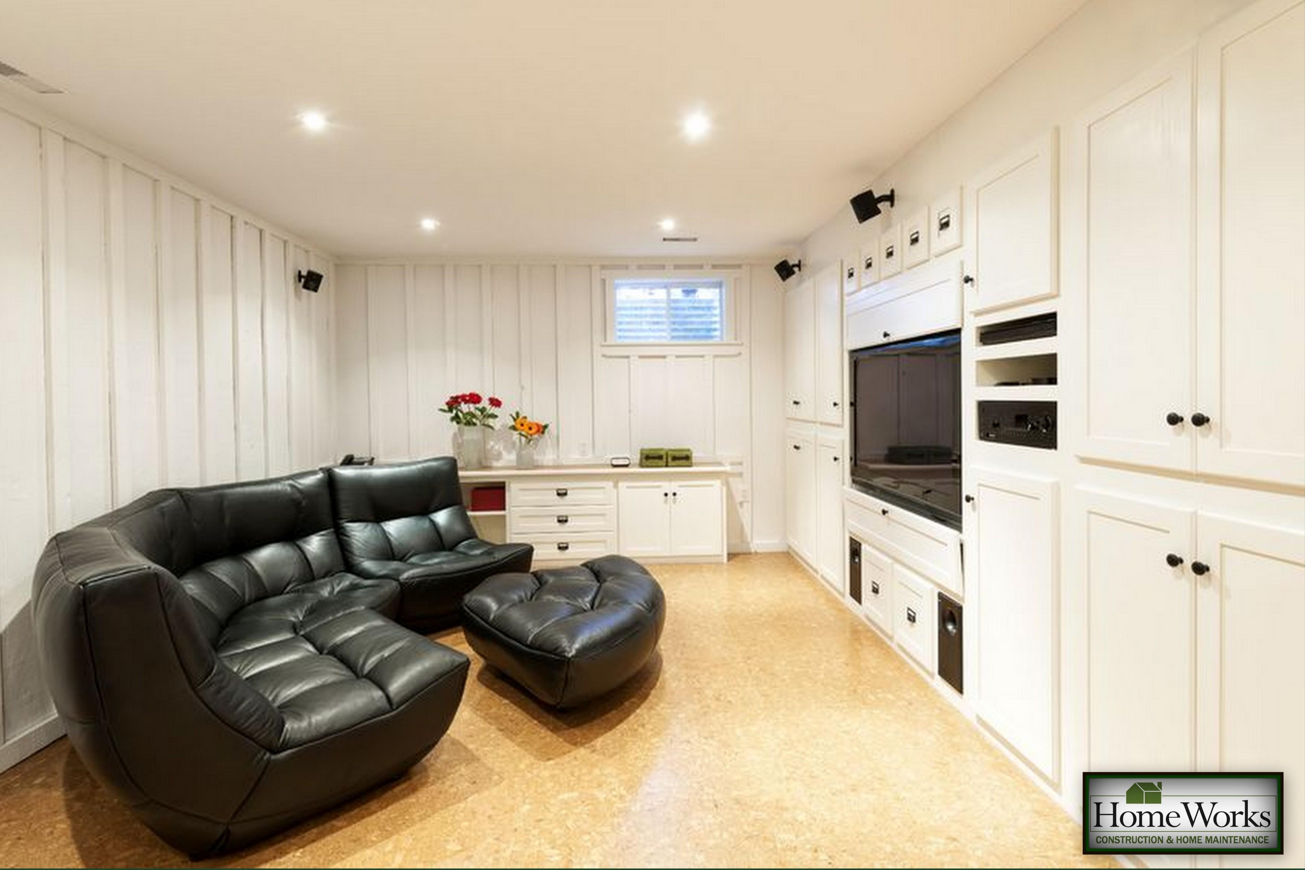 basement remodeling. HomeWorks Basement Remodel Remodeling K