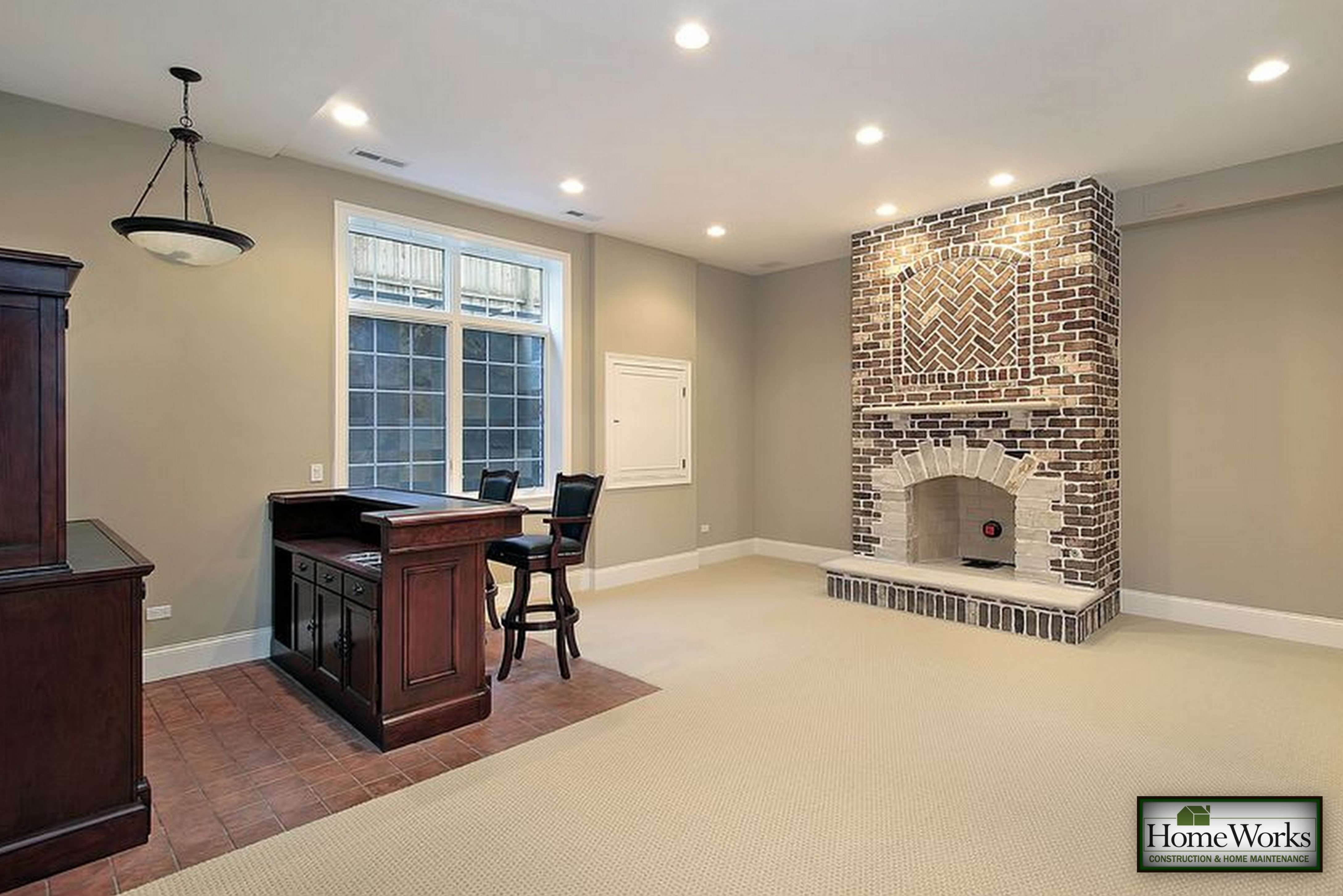 Basement Remodeling Done Right Choose Homeworks Construction