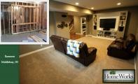 <h5>HomeWorks Basement Remodel</h5>