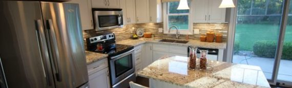 Kitchen Remodeling ( Choosing Countertops )